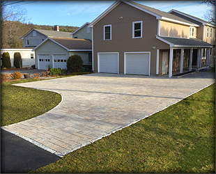Petersen Landscaping and Design - Driveway Gallery
