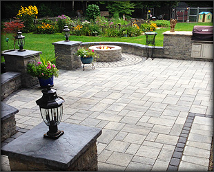 Petersen Landscaping and Design - Patio Gallery