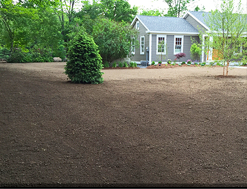 Petersen Landscaping and Design - Sitework in Keene NH